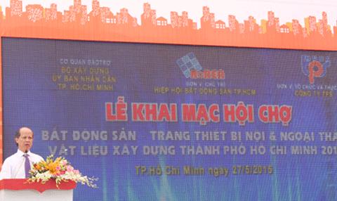 Khai mạc Home Expo 2015