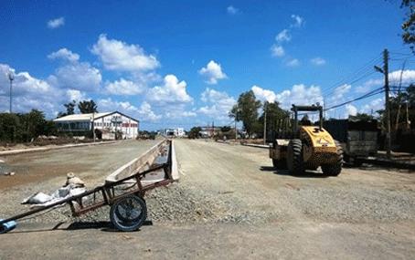 Dự án chưa phê duyệt đã thu hồi đất