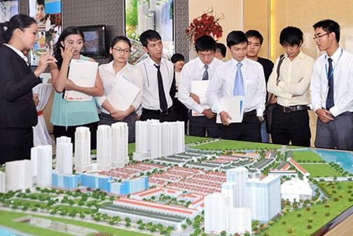 Từ đầu năm đến nay, nhiều dự án bất động sản tăng giá