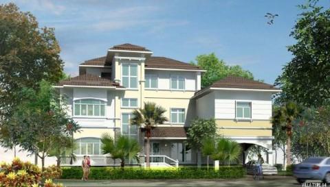 Thang máy gia đình Domuslift đã được lắp đặt thành công ở một số biệt thự tại siêu dự án Chateau, Phú Mỹ Hưng