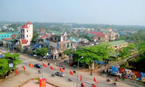 Hà Nội: Duyệt quy hoạch chung thị trấn Thường Tín