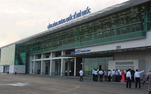 Cảng hàng không Phú Quốc được đưa vào khai thác từ 2011.