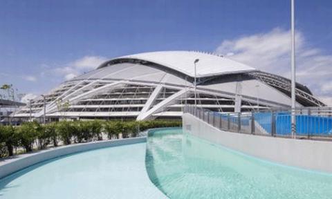 Singapore Sports Hub – kiến trúc mái vòm kỳ vĩ