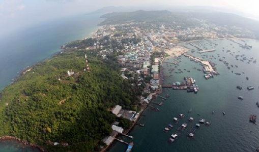Phú Quốc hiện có khoảng 100 dự án đăng kí đầu tư với số vốn tới 2 tỷ USD