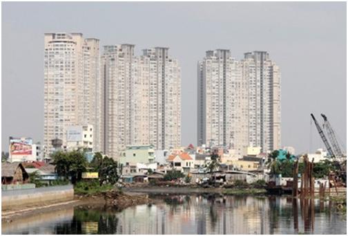 Quy định về thời hạn sở hữu nhà của  ngườinước ngoài được kỳ vọng làm phân khúc cao cấp của thị trường bất động sản ấm lên. Ảnh: Vũ Lê