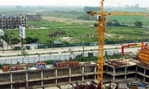 """""""Lỗ hổng"""" trong quản lý giao đất, cho thuê đất tại Hà Nội: Vì sao nhiều dự án vẫn… """"treo""""?"""