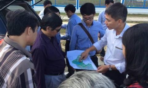 Xây dựng đô thị tăng trưởng xanh Việt Nam 2015