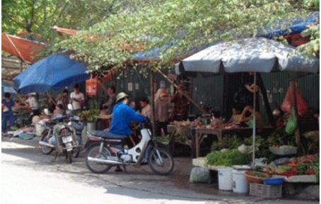 Hà Nội: Vỉa hè, sân chơi bị chuyển đổi chức năng sử dụng