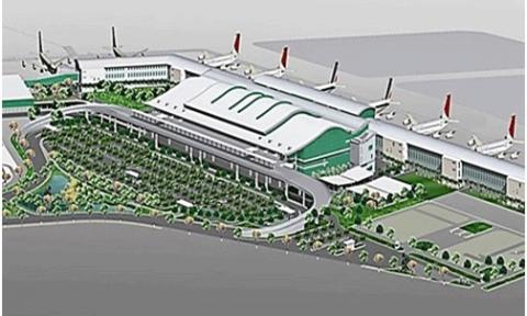 Giữa tháng 6 khởi công mở rộng nhà ga quốc tế Tân Sơn Nhất