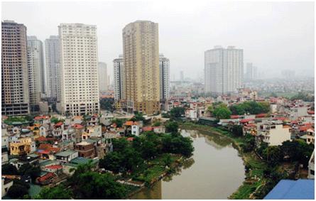 Giao dịch BĐS tại Hà Nội tăng gấp 2,5 lần cùng kỳ