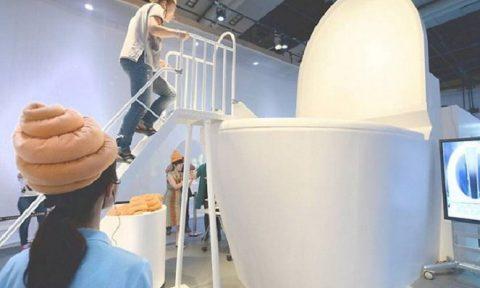 """Nhật Bản thi thiết kế nhà vệ sinh """"thông minh"""""""