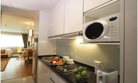 Góc phong thủy: Thiết kế bếp cho căn hộ chung cư