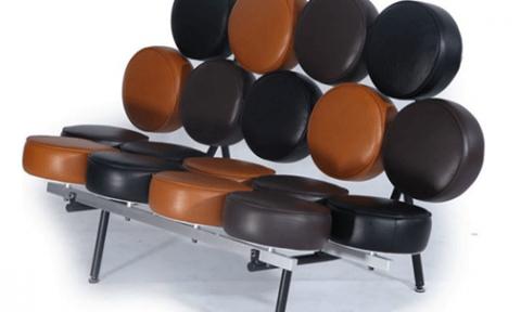 10 mẫu ghế ấn tượng cho phòng khách