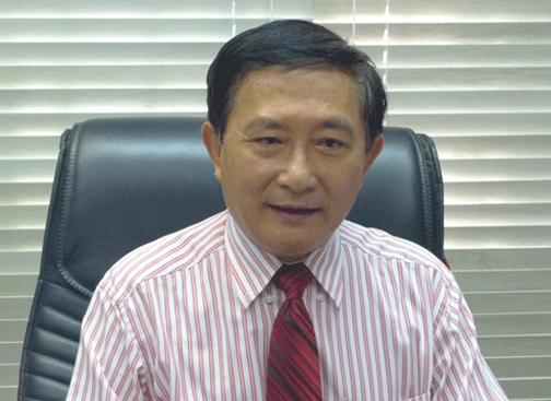 Ông Nguyễn Văn Đực, Phó tổng Giám đốc Công ty Địa ốc Đất Lành
