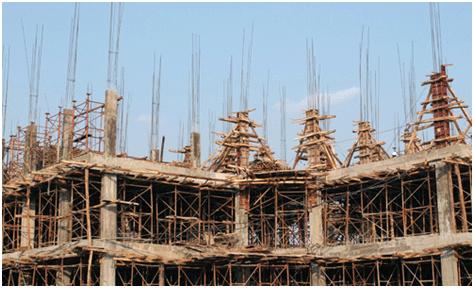 Người mua nhà lo dự án vượt tiến độ