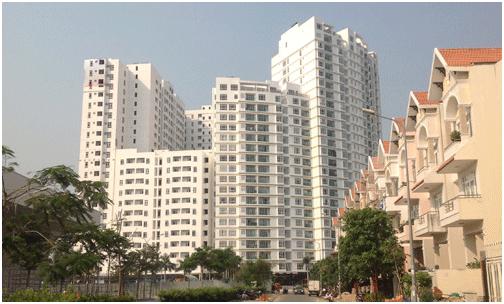 Các dự án nhà ở đã hoàn thiện, cao ốc, khách sạn có thể khai thác ngay lập tức hoặc quỹ đất nằm gần khu công nghệ cao, khu công nghiệp là mục tiêu săn lùng của các tổ chức nước ngoài trong quý II/2015. Ảnh: Vũ Lê