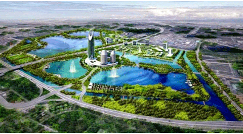 Hà Nội: Duyệt Nhiệm vụ điều chỉnh phần chức năng đô thị thuộc công viên Yên Sở