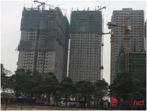 Nhiều dự án nhà giá rẻ, nhà thu nhập thấp đang được các chủ đầu tư triển khai xây dựng để đáp ứng nhu cầu cảu người mua nhà. Ảnh: Minh Thư