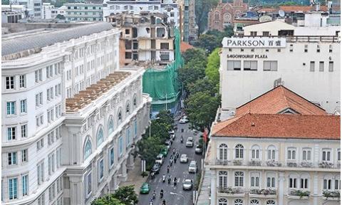 Đầu tư căn hộ hạng sang cho thuê: 'Khủng long' đẻ trứng vàng