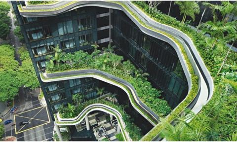 Kiến trúc xanh – chìa khóa xây dựng đô thị thông minh