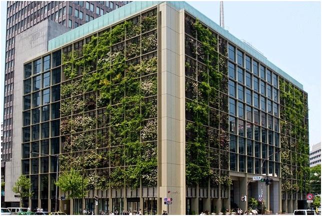 Công trình xanh do KTS Vincent Callebaut thiết kế tại Paris