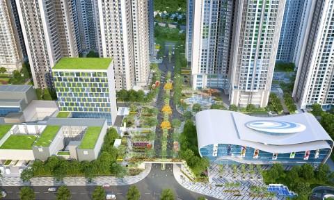 Dự án nào đang hưởng lợi lớn từ hạ tầng phía Tây Hà Nội?
