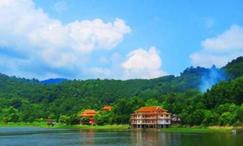 Phát triển Tản Viên Sơn theo hướng đô thị du lịch sinh thái