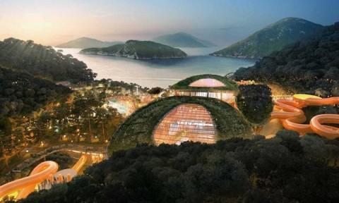 15 công trình kiến trúc tương lai siêu độc đáo