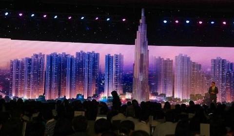 Lễ ra mắt Landmark 81 – top 10 đỉnh cao thế giới hâm nóng thị trường BĐS