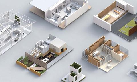 House Vision: Tìm kiếm tư duy mới về nhà ở