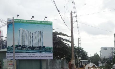 """Dự án Linh Tây Tower: Tái khởi động sau nhiều năm """"đắp chiếu"""""""