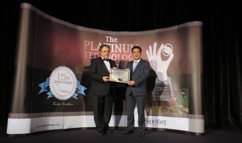 Kính nổi Viglacera nhận Giải thưởng Bạch kim quốc tế