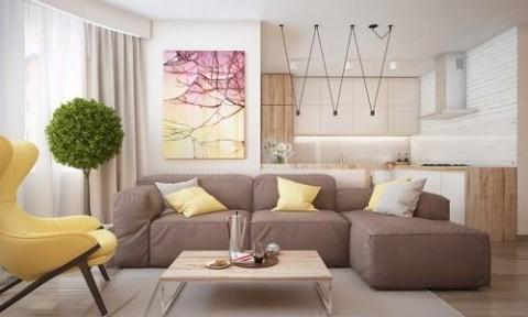 Những mẫu thiết kế nhà đơn giản với tông màu tươi sáng