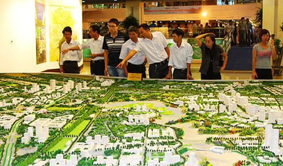 Quy hoạch tạo tiền đề phát triển thành thành phố vệ tinh ở cửa ngõ phía Bắc Thủ đô Hà Nội, trước mắt đóng vai trò là trung tâm vùng huyện Sóc Sơn.