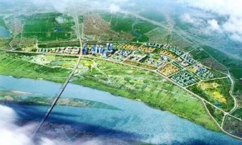 """Khởi động """"Chiến lược phát triển quy hoạch đô thị hai bên bờ sông Hồng"""""""