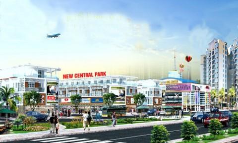 Ra mắt dự án đất nền nhà phố thương mại New Central Park