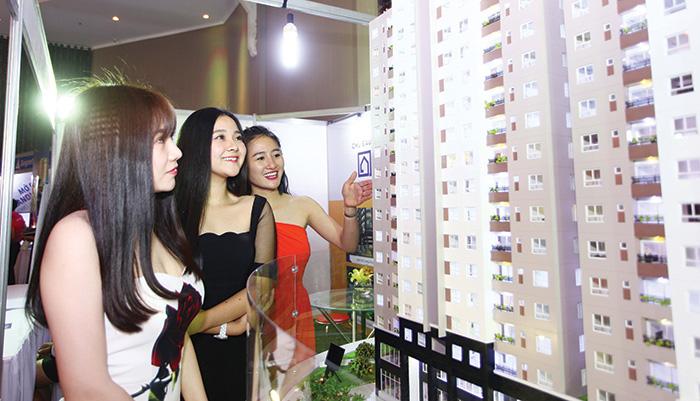 Các doanh nghiệp địa ốc kỳ vọng các chính sách mới sẽ tác động tích cực đến thị trường bất động sản Việt Nam trong thời gian tới - Ảnh: Lê Toàn