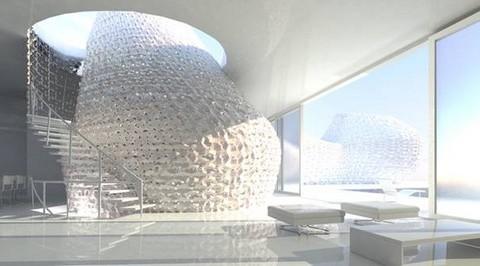Phát triển công nghệ in 3D trong ngành xây dựng