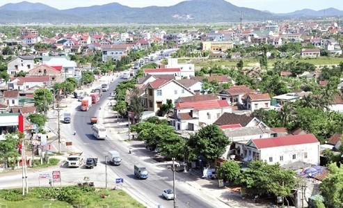 Phó Thủ tướng Hoàng Trung Hải cũng vừa đồng ý với đề nghị của UBND tỉnh Hà Tĩnh về việc lập quy hoạch chung thị xã Kỳ Anh, tỉnh Hà Tĩnh.