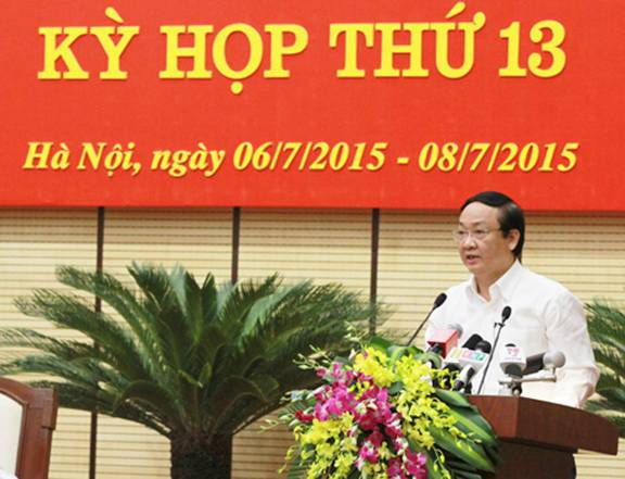 Giám đốc Sở Quy hoạch - Kiến trúc Nguyễn Thế Hùng: Ưu tiên quỹ đất di dời các cơ sở gây ô nhiễm môi trường để xây dựng công viên, vườn hoa, khu vui chơi.