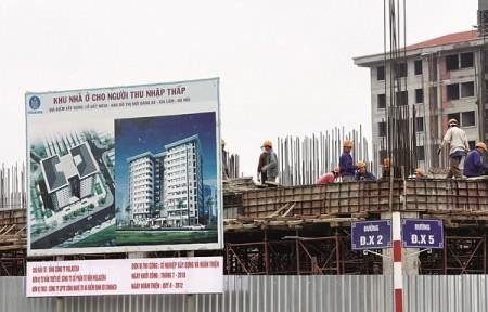 Thêm 3 dự án nhà ở xã hội được vay gói 30.000 tỷ đồng
