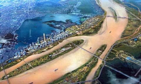 Dự án 'thành phố bên sông Hồng': Liệu có 'chết yểu'?