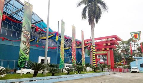 Tập đoàn Vingroup tổ chức thi tuyển phương án quy hoạch – kiến trúc Trung tâm Hội chợ Triển lãm Quốc gia
