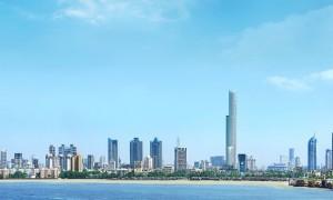 Theo các quan chức của Công ty Xây dựng Arabian có trụ sở tại UAE (ACC), 2/3 tiến trình đã hoàn thành.