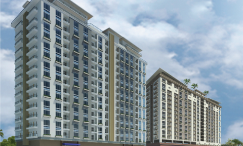 Trả trước từ 300 triệu sở hữu căn hộ Tân Bình Apartment