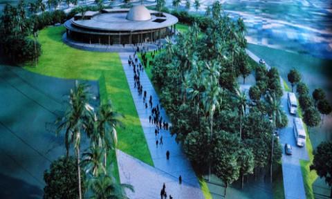 171 tỷ đồng xây Tổ hợp không gian khoa học tại Bình Định