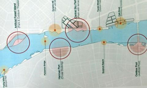 Lập quy hoạch hai bờ sông Hàn hay bức tử dòng sông?