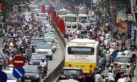Hà Nội: Nâng cao chất lượng môi trường, hạ tầng kỹ thuật đô thị