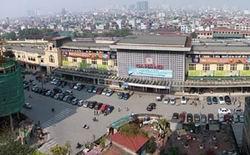 Khu vực ga Hà Nội