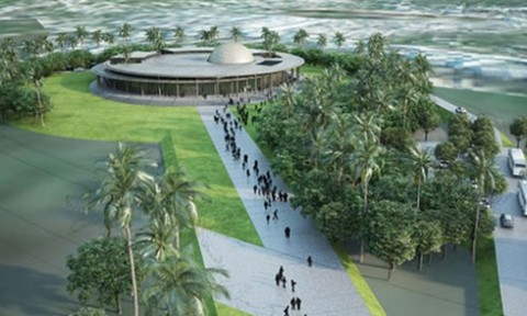 Bình Định xây Tổ hợp không gian khoa học 171 tỷ đồng